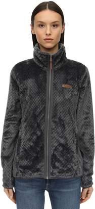 Columbia Fire Side Ii Sherpa Zip-up Jacket