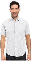James Campbell Bistro Short Sleeve Woven