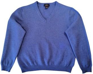 Brooks Brothers Blue Wool Knitwear for Women