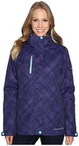 Free Country Printed Radiance 3-in-1 System Jacket with Detachable Hood