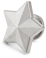 Martha Stewart Collection Star Finial Knob, Created for Macy's