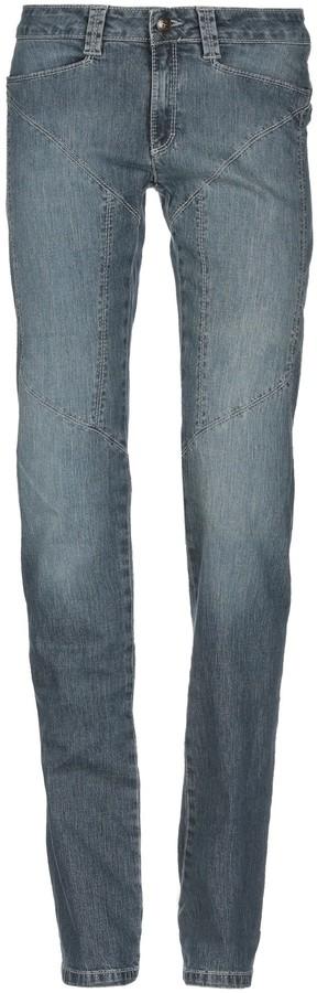 9.2 By Carlo Chionna Denim pants - Item 42716104EA
