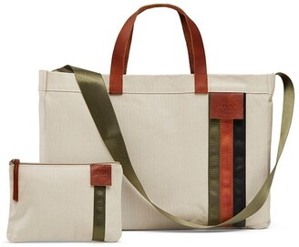 Mr Poppins+Co CHICA Everyday Tote - Sand