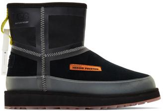 Heron Preston Black UGG Edition Urban Tech Boots