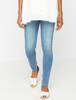 A Pea in the Pod Ag Jeans Secret Fit Belly The Legging Maternity Jeans