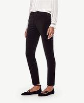 Ann Taylor Velvet Ankle Pants