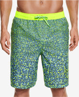 Nike Men's Splash Print Water Shedding Swim Trunks, 9""