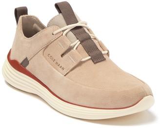 Cole Haan Grandsport Suede Sneaker