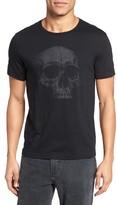 John Varvatos Men's Skull Graphic T-Shirt