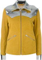 MM6 MAISON MARGIELA zipped jacket