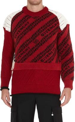 Givenchy Logo Sweater
