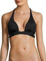 Vitamin A Mile High Sirena Wrap Bikini Top