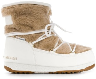 Moon Boot Monaco lace-up boots