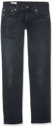Levi's Men's 511 Slim Fit Jeans Black (Headed South 2090) 28W / 34L