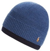 Polo Ralph Lauren Men's Merino Wool Cap - Black