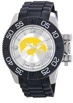 Game Time Beast Series Iowa Hawkeyes Stainless Steel Watch - COL-BEA-IA - Men