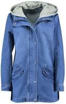 Noisy May NMARKA Denim jacket dark blue denim