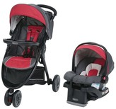 Graco FastAction Sport LX Click Connect Travel System - Chili Red