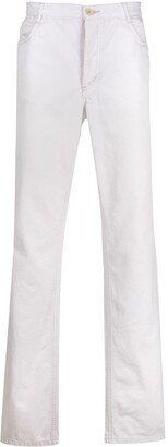 Prada Pre-Owned 1990s Straight Long Trousers