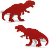 Asstd National Brand T-Rex Dinosaur Cuff Links