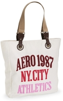 Aeropostale Aero 1987 NYC Athletics Tote