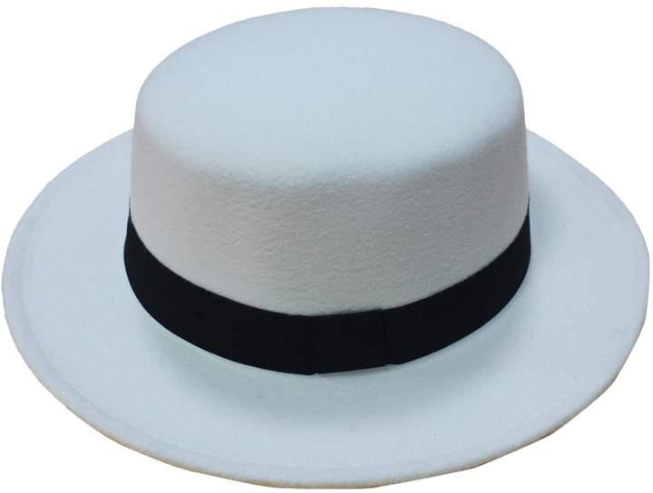 145ee542d297e2 Flat Top Hat Women - ShopStyle Canada