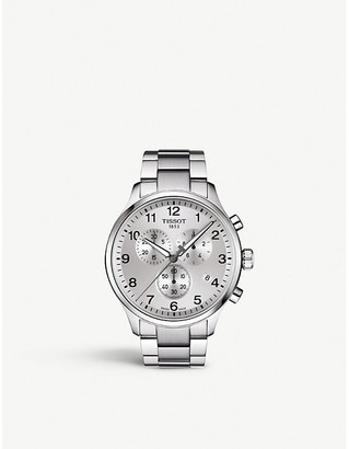 Tissot T1166171103700 Chrono XL Classic stainless steel watch