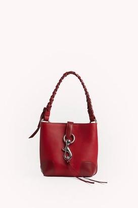 Rebecca Minkoff Megan Mini Feed Bag With Whipstitch
