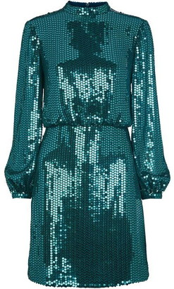 Whistles Dena Sequin Dress