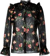 Vilshenko Flower Cloud blouse