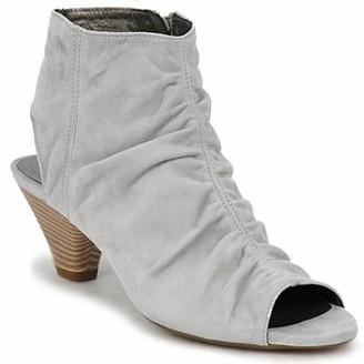 VIC AVILIA women's Low Boots in Grey