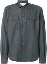 C.P. Company chest-pocket fitted shirt