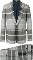 Vivienne Westwood checked suit - men - Cotton/Polyamide/Spandex/Elastane/viscose - 52