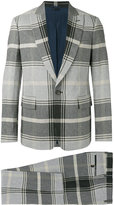Vivienne Westwood checked suit - men - viscose/Polyamide/Spandex/Elastane/Viscose - 52