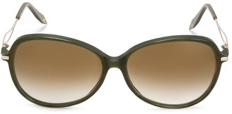 Victoria Beckham 'Acetate Butterfly' sunglasses