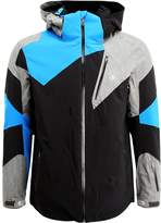 Spyder LEADER Ski jacket black/polar/french blue