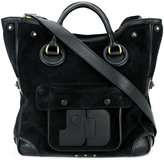 Jerome Dreyfuss Jacky shoulder bag - women - Leather/Suede - One Size