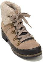 Sporto Debbie Waterproof Suede Hiker Boot with Thermolite Insulation