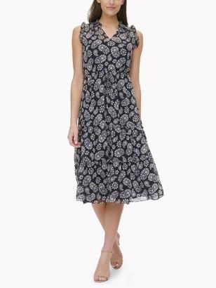 Tommy Hilfiger Essential Paisley Print Dress