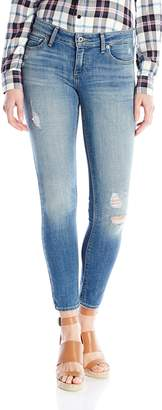 Lucky Brand Women's Mid Rise Lolita Skinny Jean in Pine Forest 25 (US 0)