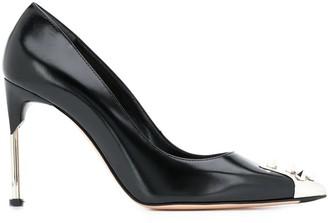 Alexander McQueen High Heel Studs