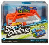 Hot Wheels Speed Chargers Nighthifter Light Racer Car and Charger