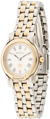 Burberry Pre-Owned pre-owned 2830-266790Y 23mm