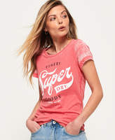 Superdry Finery Goods London T-shirt