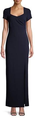 Calvin Klein Sweetheart Neckline Gown