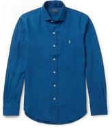 Polo Ralph Lauren - Slim-fit Linen Shirt