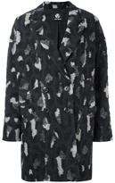 Paul Smith animal print coat