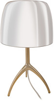 Foscarini Lumiere 25th Small Table Lamp - Champagne