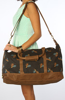 Obey The Light As A Feather Duffle Bag