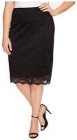 Kiyonna Loren Lace Skirt